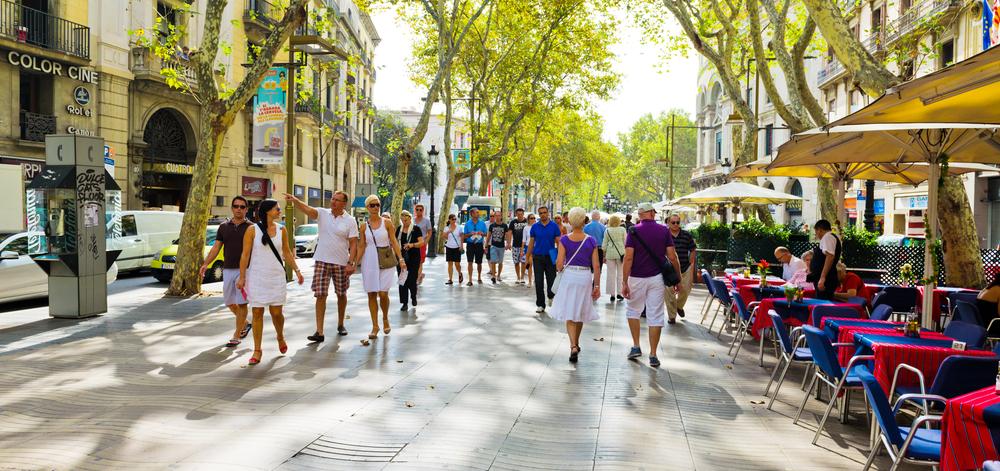 Las Ramblas - Quoi à faire à Barcelone