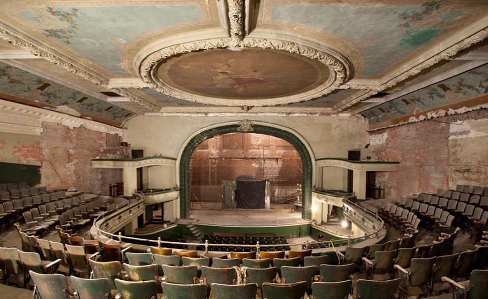 Théâtre Orpheum USA