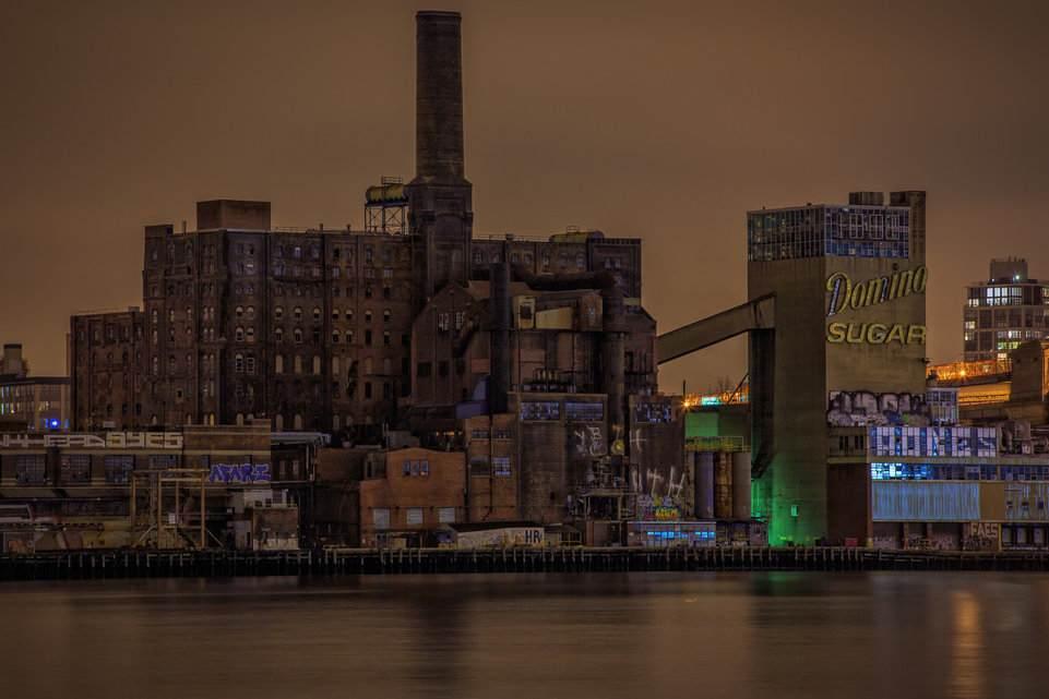 Usine sucre Domino - Brooklyn