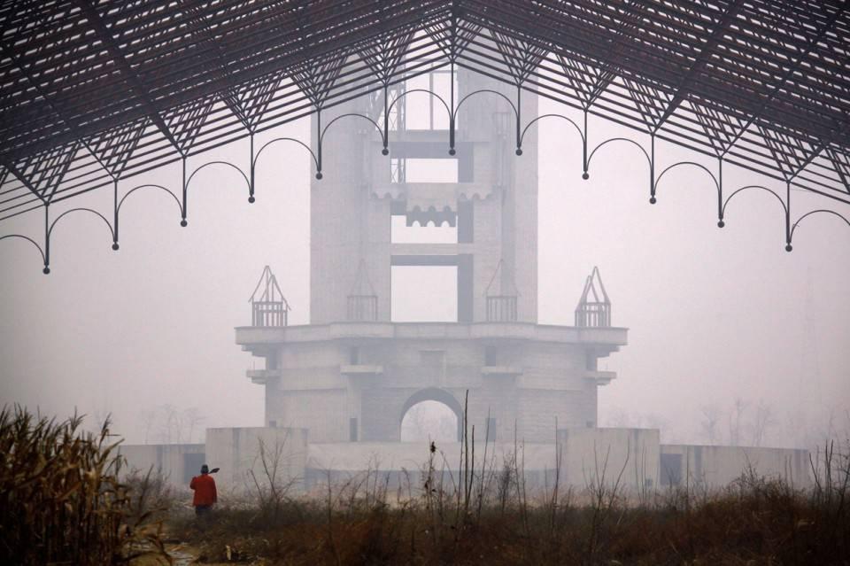 Wonderland Amusement Park abandonné